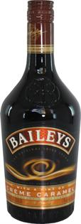 Baileys Original Irish Cream Caramel 750ml
